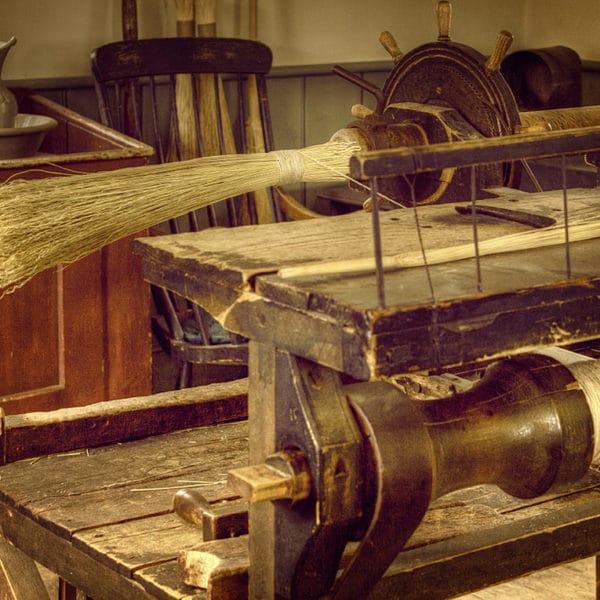 Производство веников